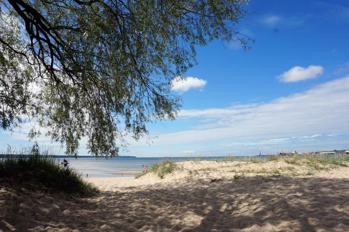 Tallinna uimarannat kesällä / Stroomi
