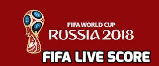 FIFA World Cup Live Score