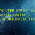 Counter Strike 1.6 Wall and Aim Hack 2018