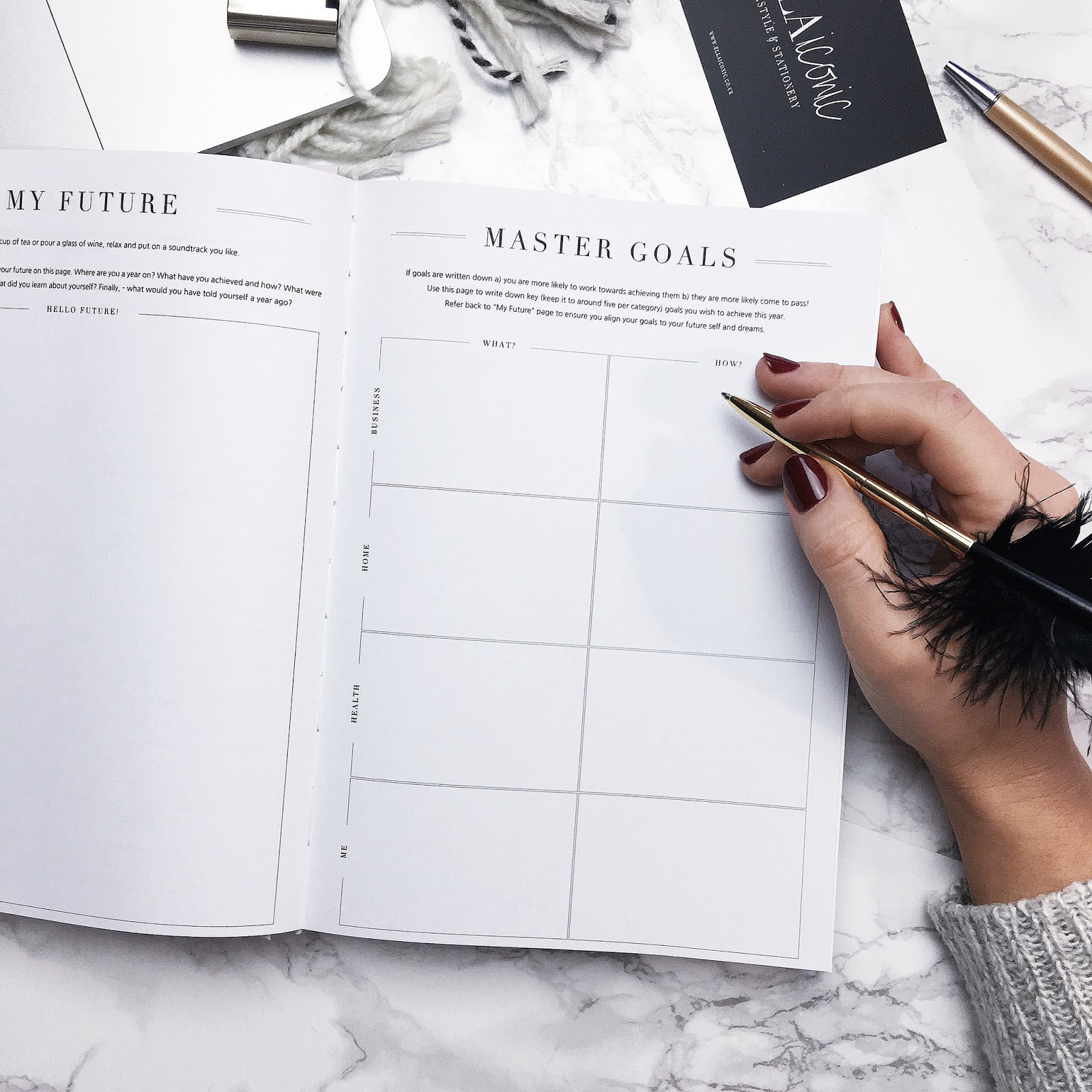Help Organise Your Life: CEO of My Life Planner