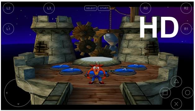 giochi emulatore ps1