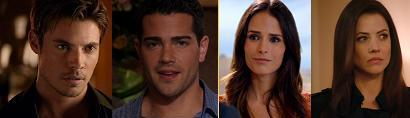 Dallas 2012 új főszereplők