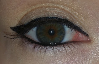 Illamasqua Precision Ink Eyeliner swatch