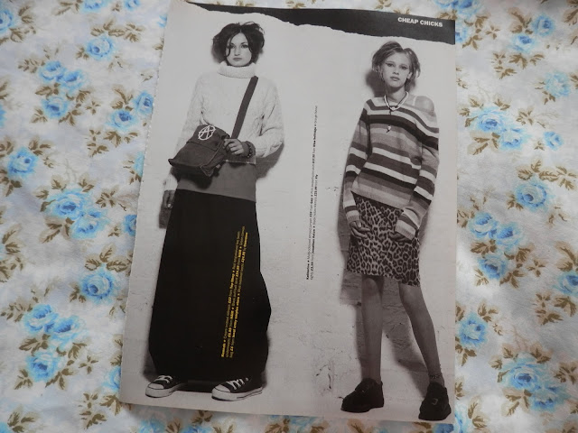 J-17 magazine pages from 1990s and 2000s secondhandsusie.blogspot.com #j17 #magazines #retro #1990s