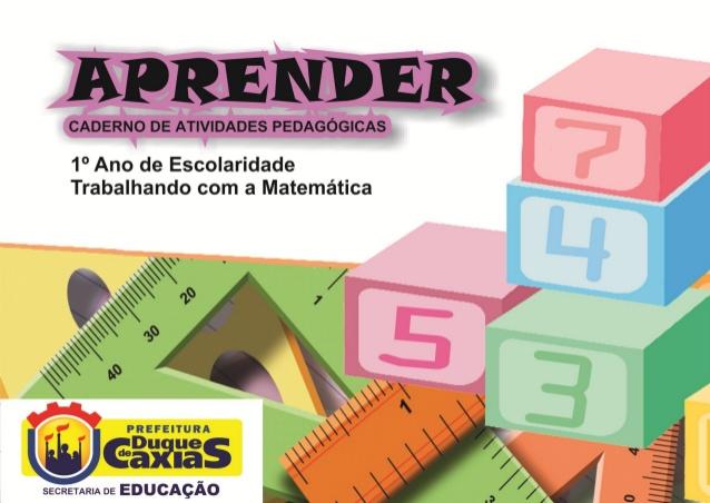 caderno de atividades matematica 1 ano fundamental
