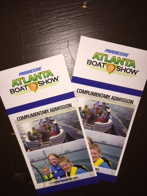 Win 4 Tickets to the Atlanta Boat Show!   via  www.productreviewmom.com