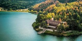 معلومات عن بحيرة آبانت في تركيا