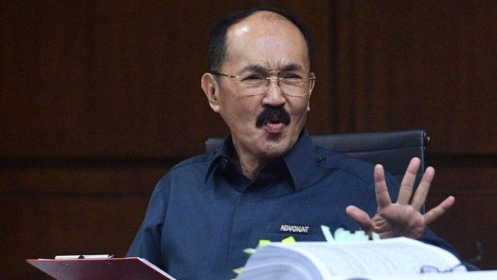 Fredrich Yunadi Minta 2 Saksi Disumpah Pocong & Pakai Lie Detector