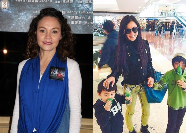 Asian E-News Portal: Cecilia Cheung's mother. Davies Shally hopes to act as Cecilia's daughter