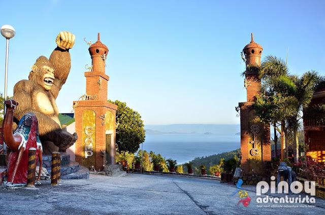 nice resorts in batangas