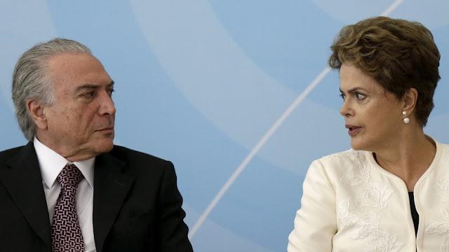 Preocupante informação sobre Dilma Rousseff...