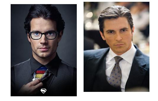 The Superhero Look