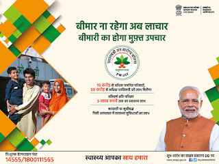 Ayushman Bharat PMJAY National Heath Protection Scheme