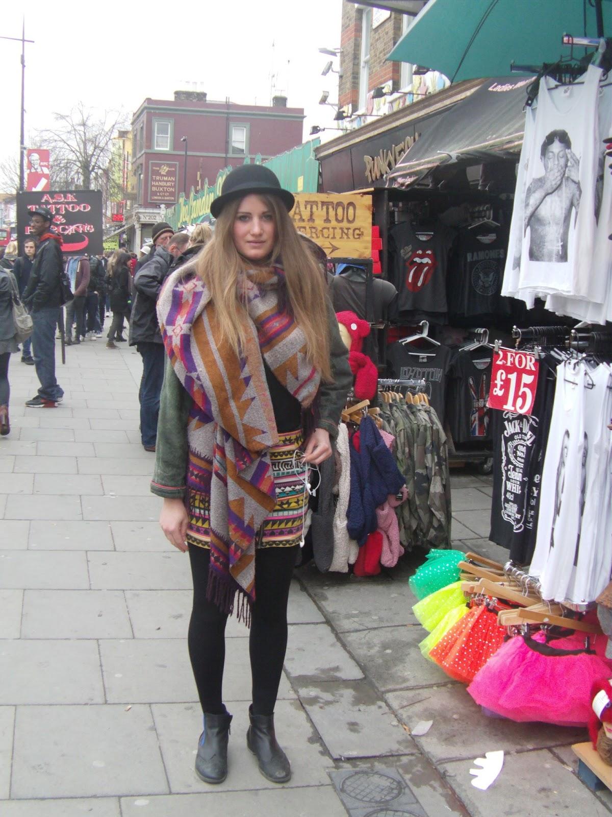 Camden Town: It's A Trendy World...: Street Style II : Camden Town