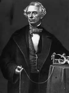 Penemu Sandi Morse : penemu, sandi, morse, Siapa, Pencipta, Morse?