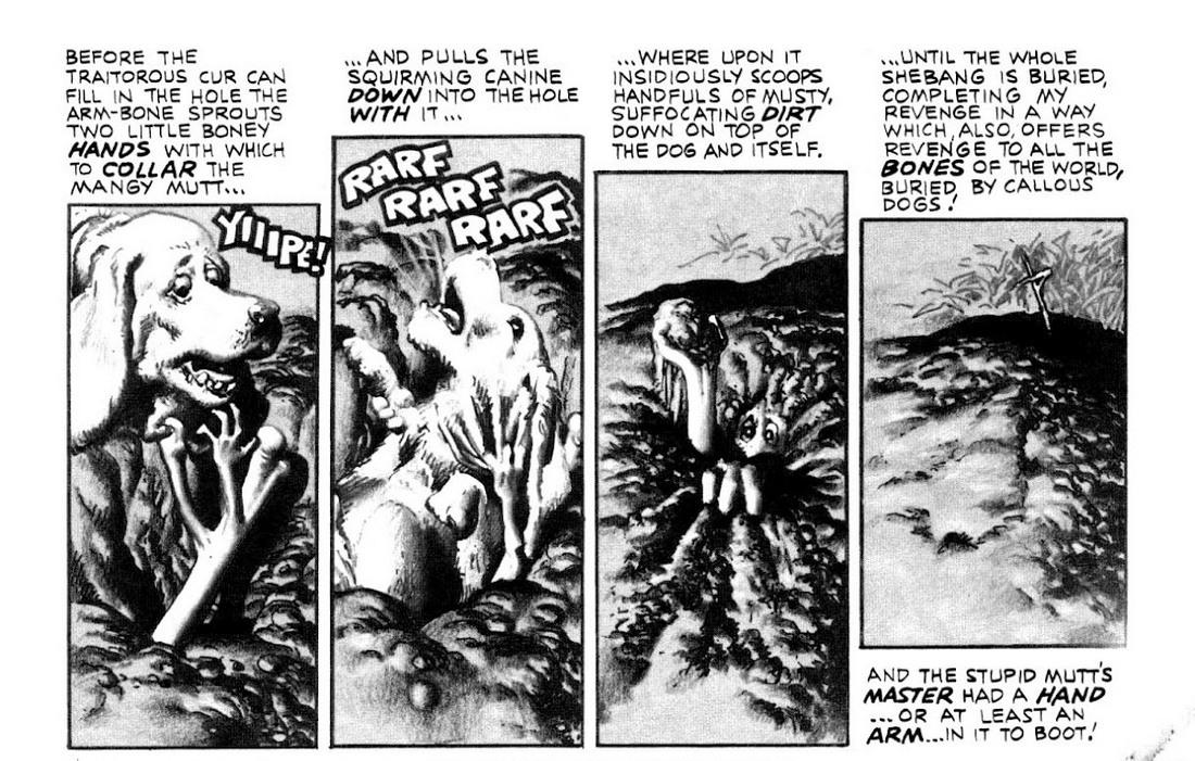 Fever Dreams #1 First Printing kitchen Sink Enterprises, 1970s Richard Corben
