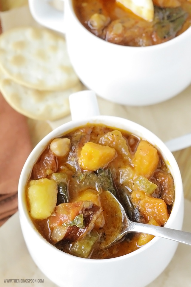 Kielbasa Sausage and Vegetable Soup Recipe