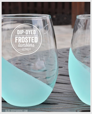 http://blog.vickybarone.com/2013/09/13/dip-dyed-frosted-tumblers/