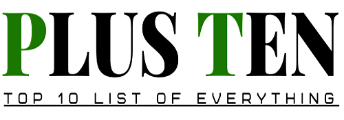 Plus Ten: Top 10 Lists of Everything - World, Tech & Sports
