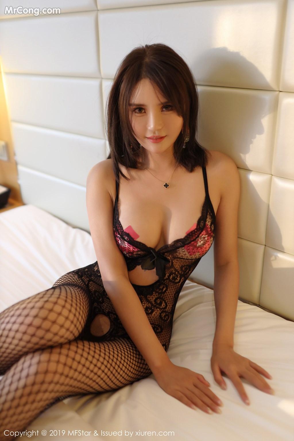 Image MFStar-Vol.197-Emily-MrCong.com-003 in post MFStar Vol.197: Emily顾奈奈酱 (50 ảnh)