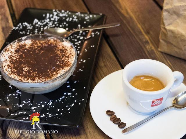 Rifugio Romano restaurant vegan rome italie