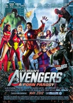 The Avengers XXX: Parodia Porno