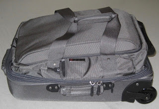Rolling Duffle Carry-On