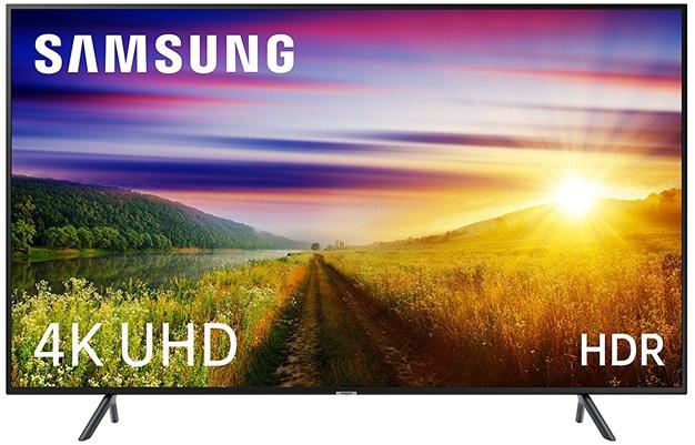 Samsung TV 75NU7105: panel 4K de 75'' con soporte HDR10+
