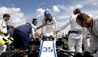 Sergey Sirotkin F1 Williams Grand Prix Francji 2018