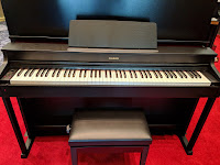 New Casio AP470 digital piano