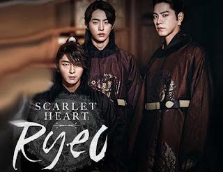 Sinopsis Drama Scarlet Heart Ryeo Episode 1-21 (Tamat)