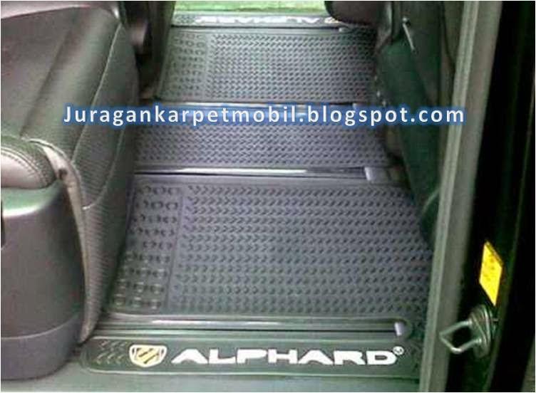 Karpet Mobil Toyota Alphard Karpet mobil kualitas terbaik