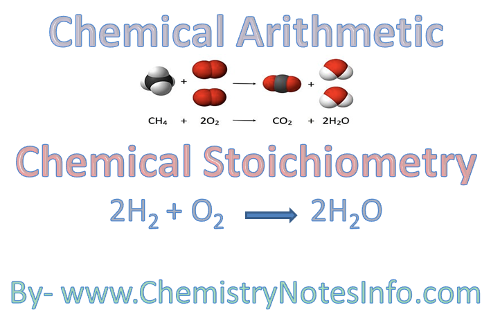 Chemical Arithmetic and Chemical Stoichiometry