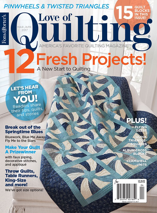 vintage img quilting porter of topanchor magazines large magazine november quilt s fons tools books december collections love