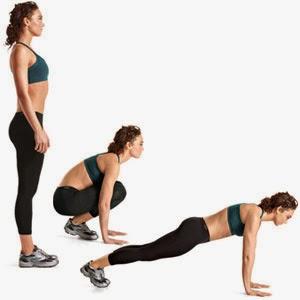 Cardio Trek Toronto Personal Trainer Free Hand Exercises No Equipment Necessary