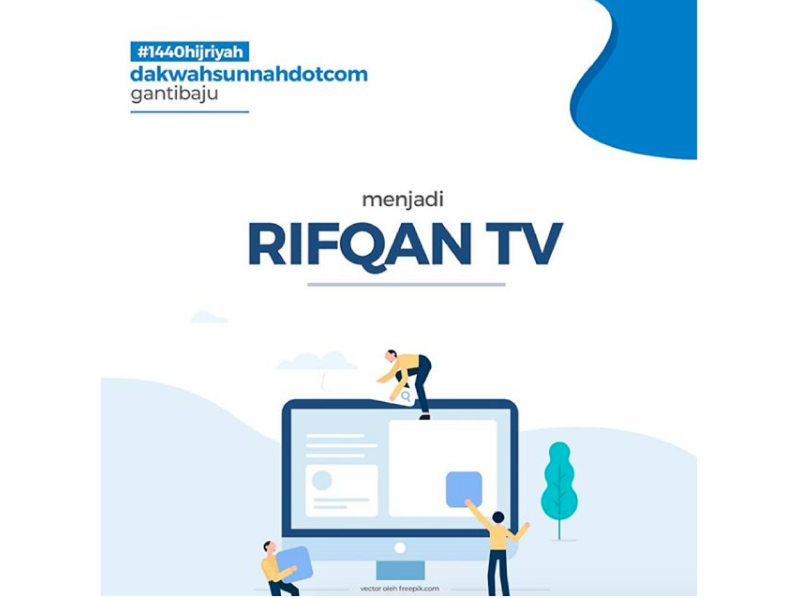 Sayembara Logo Rifqan TV