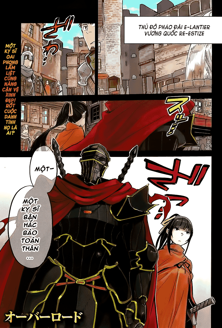 Overlord Chapter 5, next Overlord Chapter 6