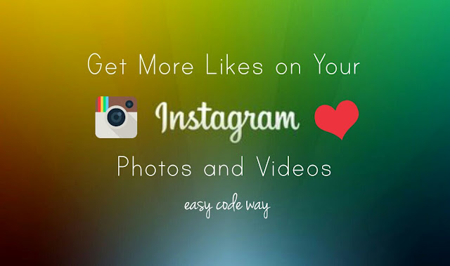 Get more likes on Instagram photos