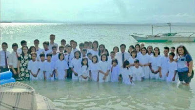 Baptism Day on Green Island