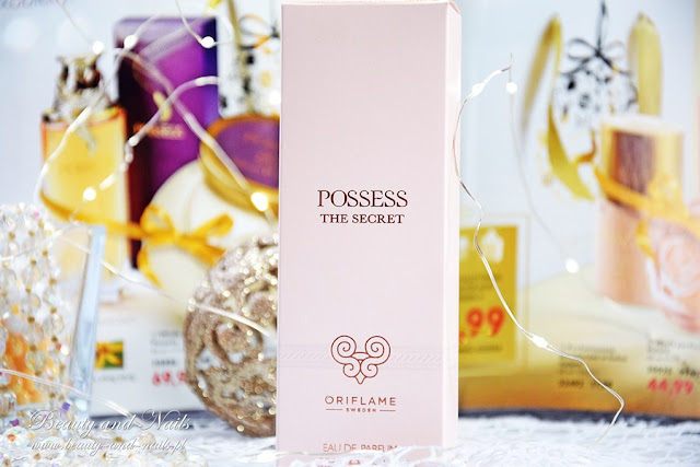 POSSESS The SECRET, woda perfumowana dla kobiet od Oriflame.