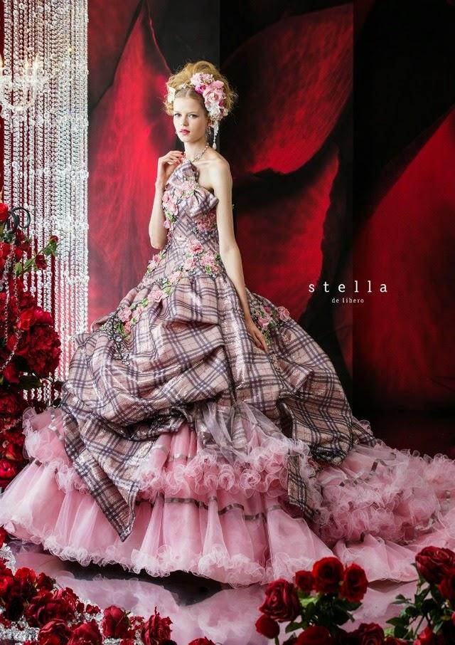 Stella De Libero Wedding Dresses 2014 Collection Part 1