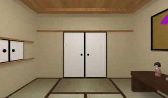 Japanese Room Walkthrough