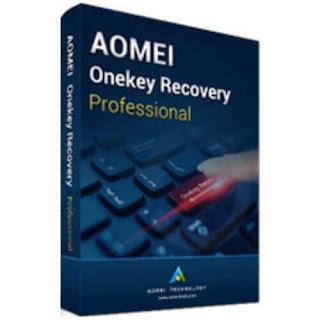 AOMEI OneKey Recovery Professional 1.6.1 [Inglés][Para Copias de Seguridad]