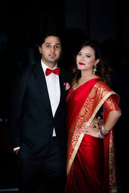 Prakriti Srestha Husband Sudeep Neupane
