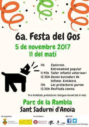 Esguard de Dona - 6a Festa del Gos Sant Sadurní d'Anoia