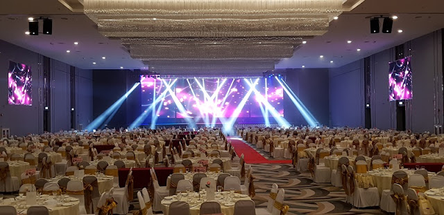 BANGI AVENUE CONVENTION CENTRE (BACC) State Of Art Facilities