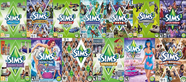 Download The Sims 3 Expansion Pack Lengkap
