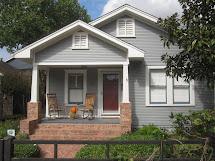 Bungalow Exterior House Paint Colors