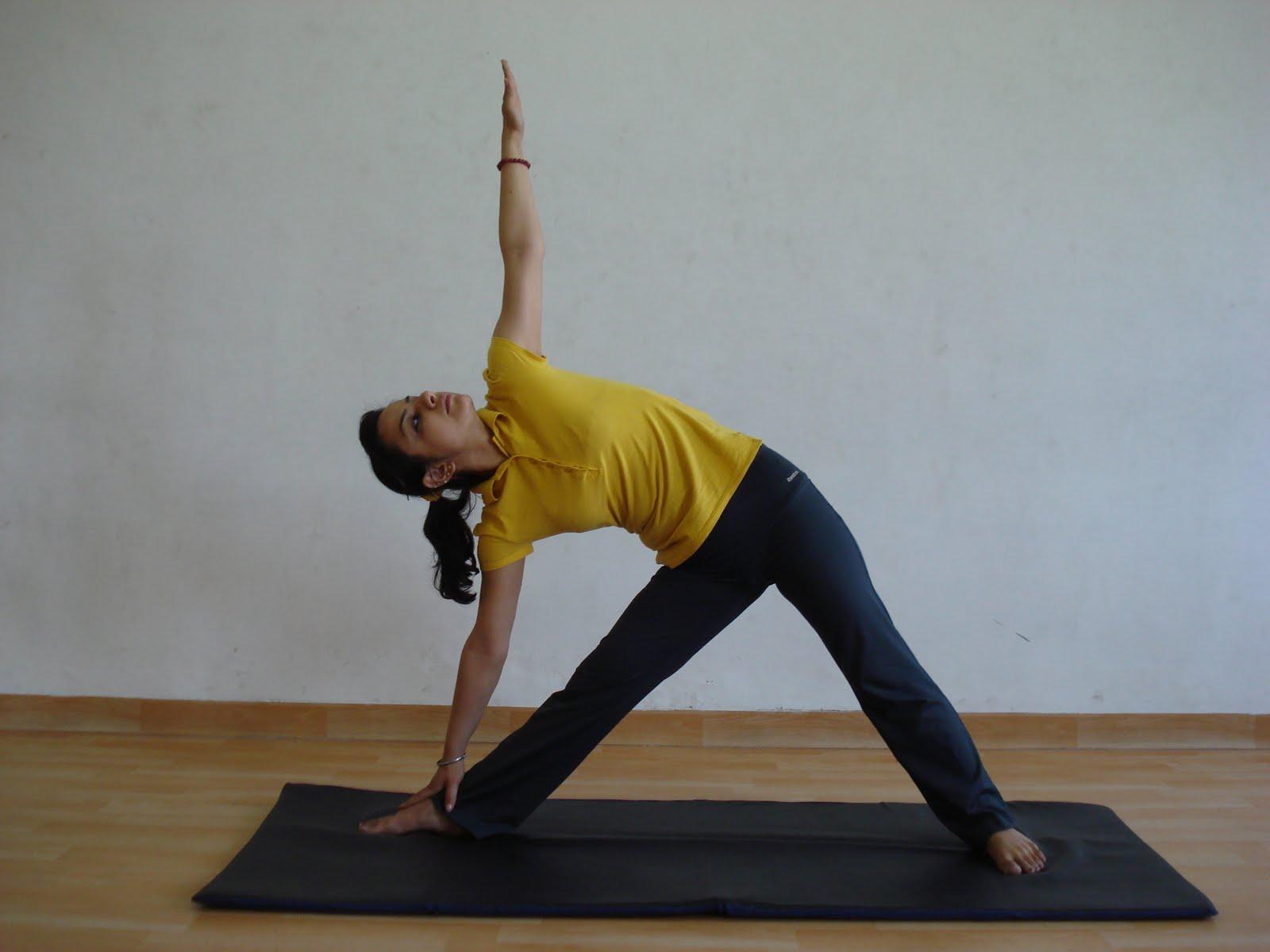 Yoga Lose Love Handles