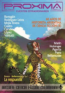 Salió PROXIMA 36 - PRIMAVERA (LATINOAMERICA: COLOMBIA)